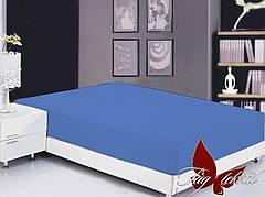 Синяя простынь двуспальная есть цвета разные