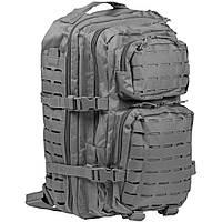 Тактический рюкзак MIL-TEC Assault L Laser Cut 36 л. Grey (14002708), фото 1