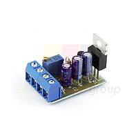 Радиоконструктор K212.1 (регулируемый стабилизатор напряжения Imax=10A; Uin=3-27V)