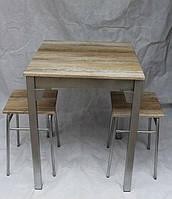 Стол кухонный деревянная столешница
