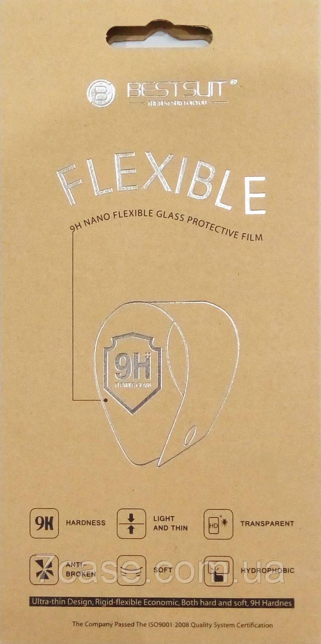 Гибкое защитное стекло BestSuit Flexible для Huawei P10 Lite
