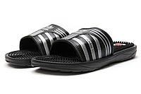 Шлепанцы мужские Adidas FlipFlops, черные 13632