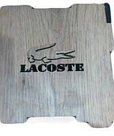 Подарочная коробка для ремня Lacoste