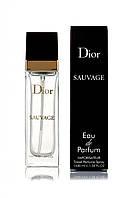 40 мл мини-парфюм Sauvage (м)