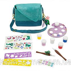 Набор для творчества Сумка Рапунцель Tangled: The Series DIY Adventure Bag Craft Kit Оригинал Дисней