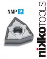 Твердосплавная токарная пластина WNMG080408-NMP сплав JС8025