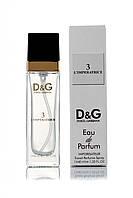 40 мл мини-парфюм Dolce & Gabbana 3 L`Imperatrice (ж)