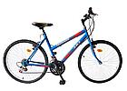 Велосипед подростковый хвз 24 Teenager 47, фото 2