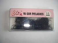 Ресницы для наращивания Ya qun, 10 мм, фото 1