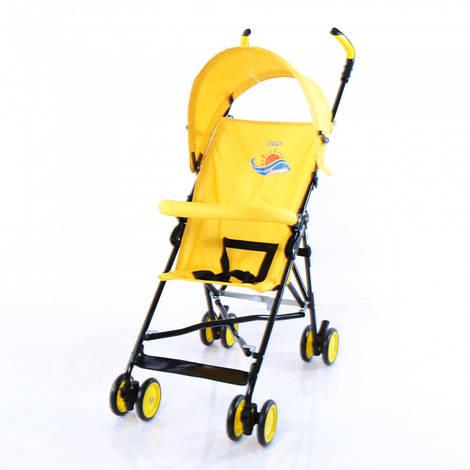 Коляска-трость Tilly Summer SB-0005 Yellow