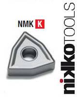Твердосплавная токарная пластина WNMG080408-NMK сплав JС7010