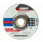 Диск абразивный зачистной для металла GRANITE 6*180мм, Арт.: 8-04-186