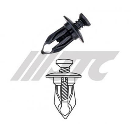 Автомобильная пластиковая клипса (бампер) ( уп 100 шт.) (RD23 JTC), фото 2