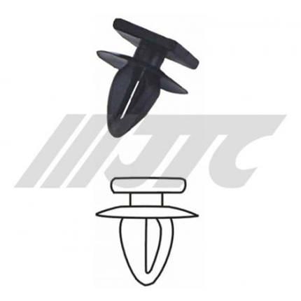Автомобильная пластиковая клипса (бампер MITSUBISHI) ( уп 200 шт.) (RD40 JTC), фото 2