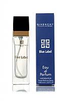 40 мл мини-парфюм Blue Label (м)