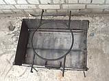 Підставка для казана на мангал, фото 3