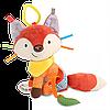 Развивающая мягкая игрушка Лиса BT-T-0057