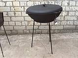 Таганок - тринога, підставка під казан, сковорідку, жаровню., фото 2