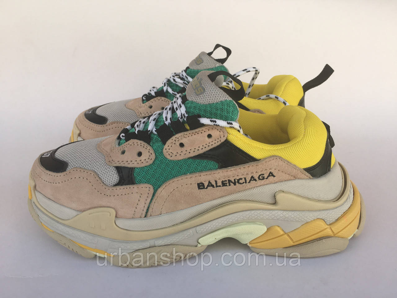 cool How to wear Balenciaga triple S Pinterest