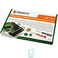 Монтажный столик Baku-7015 22см х15.5см с держателем плат + набор для пайки,отвертки