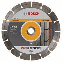 Алмазний відрізний круг Standard for Universal 230 мм BOSCH