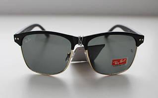 Брендовые солнцезащитные очки увеличеного размера от Ray Ban