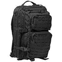 Тактический рюкзак MIL-TEC Assault L Laser Cut 36 л. Black (14002702), фото 1