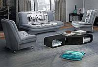 Мягкий гарнитур Марсель (диван + 2 кресла)