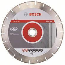 Алмазний відрізний круг Standard for Marble 230 мм BOSCH