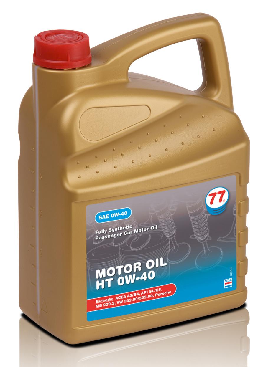 Motor Oil HT 0W-40 (кан. 4 л)