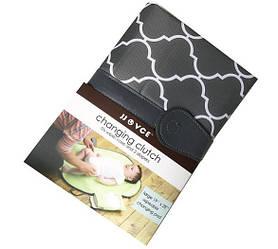 Сумка матрас для пеленания JJOVCE серый