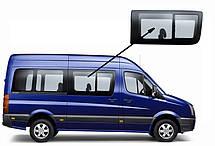 Боковое стекло с форточкой переднее правое Volkswagen Crafter 2006-2016