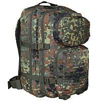 Штурмовой (тактический) рюкзак ASSAULT LASER CUT Mil-Tec by Sturm 36 л. (14002721)