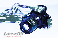Налобный фонарь Police 6808 , фото 1