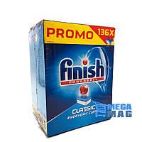 Таблетки FINISH Classic 136шт