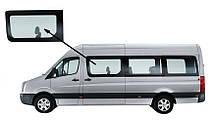 Боковое стекло длинная база переднее левое Volkswagen Crafter 2006-2016