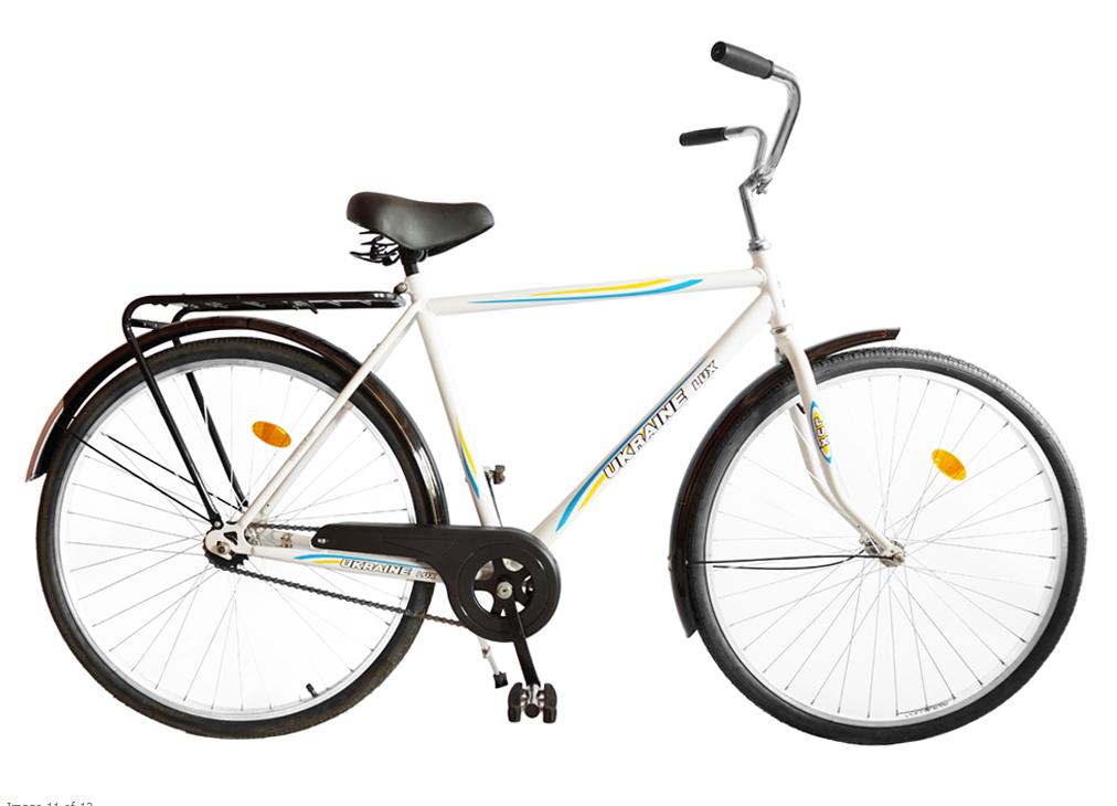 Велосипед Украина хвз 28, модель 15-39 без рамы
