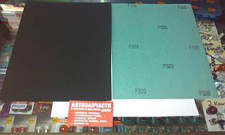 Листовая наждачная бумага Р320