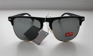 Фигурные женские солнцезащитные очки Ray Ban