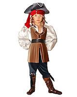Джек Воробей карнавальный костюм для мальчика \ Pur - 359
