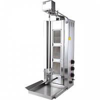 Аппарат для шаурмы газовый D15 LPG Remta