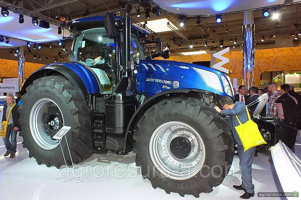 Трактор Т7.315, Нью Холланд