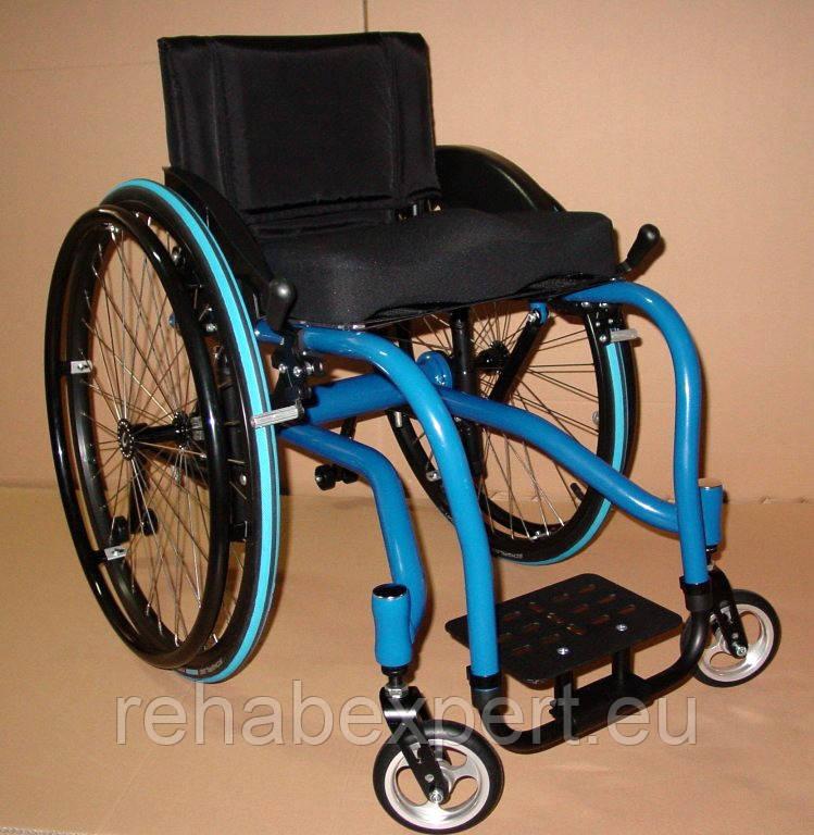 Новая Активная Инвалидная Коляска Colours Krypto Active Wheelchair 36cm/36cm