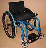 Новая Активная Инвалидная Коляска Colours Krypto Active Wheelchair 36cm/36cm, фото 2