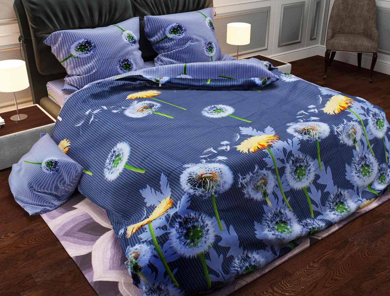 Полуторный набор постельного белья Бязь
