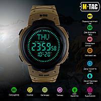 Тактичний годинник з компасом COYOTE 82019603837e1