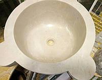 Курна (чаша) мраморная для хаммама