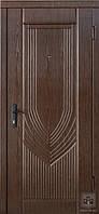 Входные двери КОМФОРТ (Турин, орех мореный)