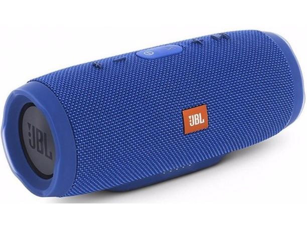 Акустична система JBL Charge 3 Waterproof Blue