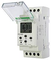 Реле часу PCZ-522.3 програмоване 24-264В AC/DC F&F